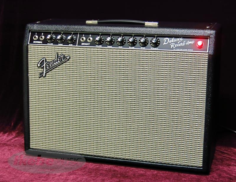 Fender USA 《フェンダー》'64 Custom Deluxe Reverb 【希少入荷!】【あす楽対応】【送料無料!】 【oskpu】