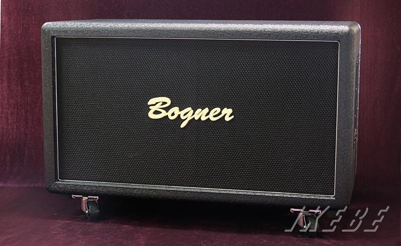 Bogner 《ボグナー》2×12Cabinet Closed Back 16Ω【Comet/Black】【次回入荷ご予約受付中!】
