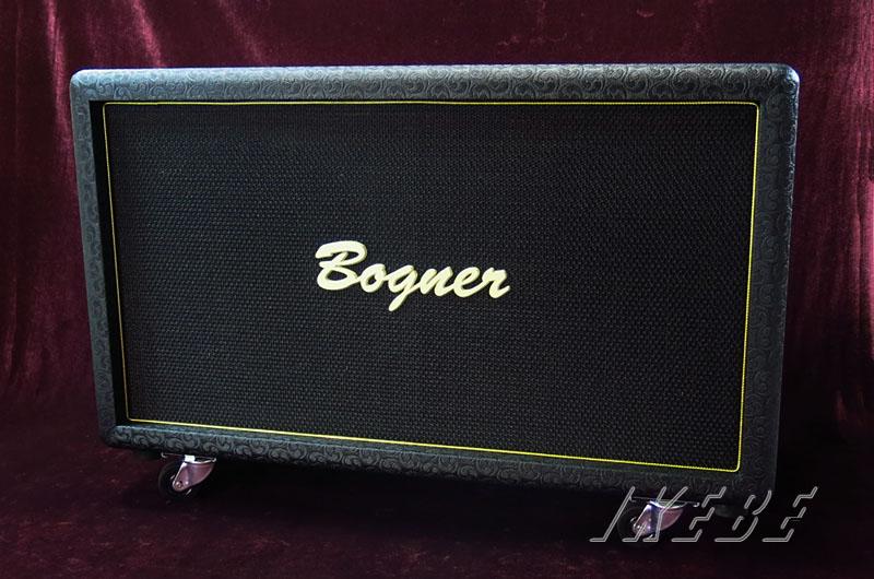 Bogner 《ボグナー》2×12Cabinet Closed Back 8Ω【Comet/Black】【次回入荷ご予約受付中!】