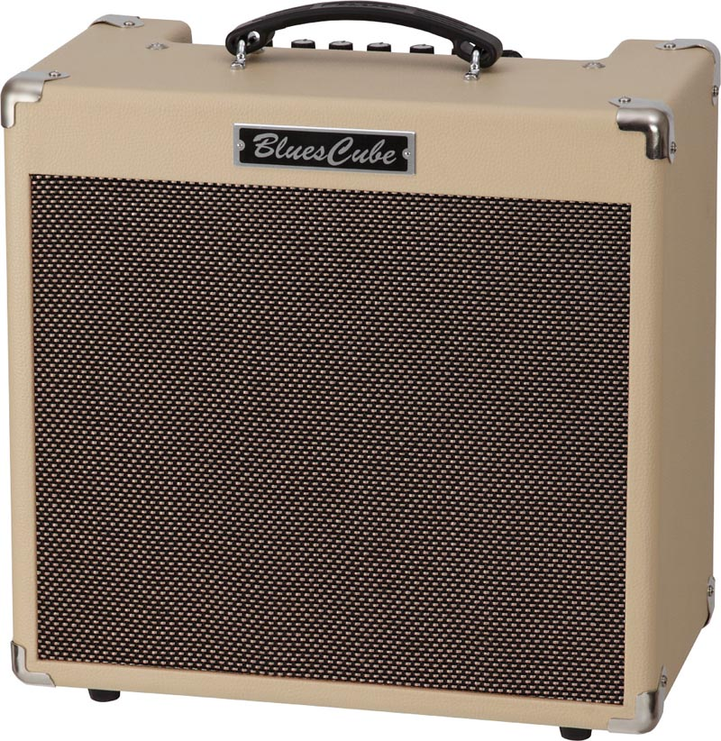 Roland 《ローランド》Blues Cube Hot (Vintage Blonde) [Guitar Amplifier ] 【入荷!】【送料無料!】