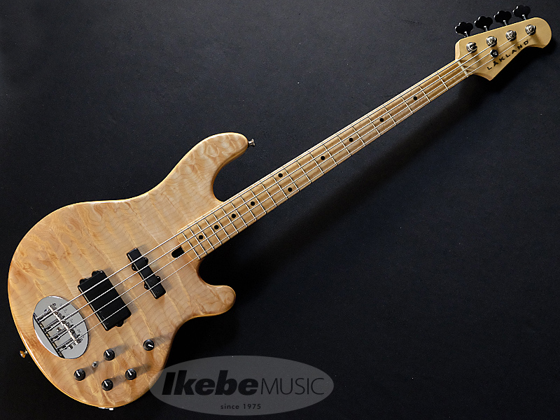 LAKLAND 《レイクランド》 USA 44-94Deluxe(Natural/Maple)