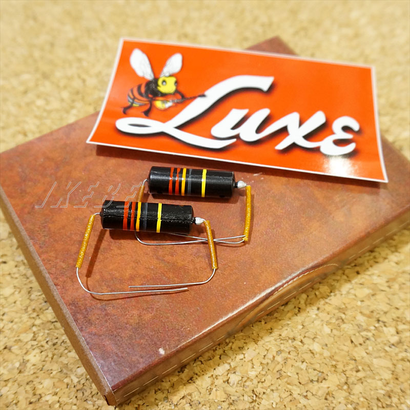 LUXE BUMBLEBEE Type 1956-60/.022uF/400v Pair [LU-CAP-BEEP5660-22][9320]
