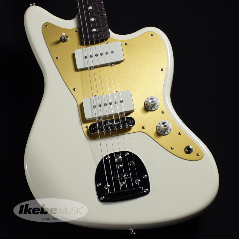 "Fender USA 《フェンダー》Limited Edition American Professional Jazzmaster ""Solid Rosewood Neck"" (Olympic White)【あす楽対応】【oskpu】"