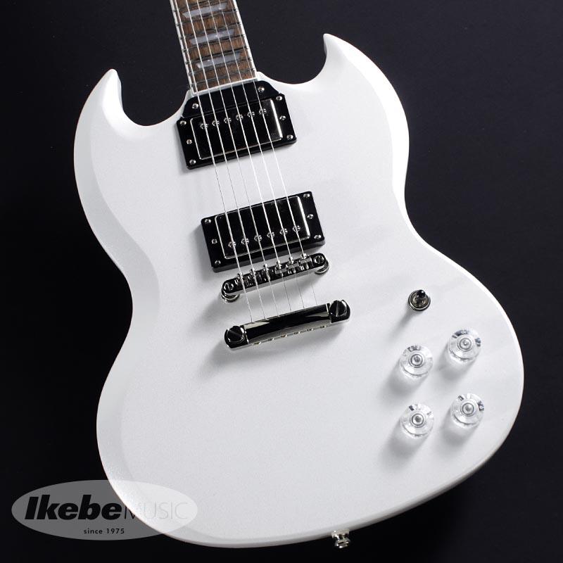 Epiphone 《エピフォン》SG Muse (Pearl White Metallic)【数量限定エピフォン・アクセサリーパック・プレゼント】【あす楽対応】