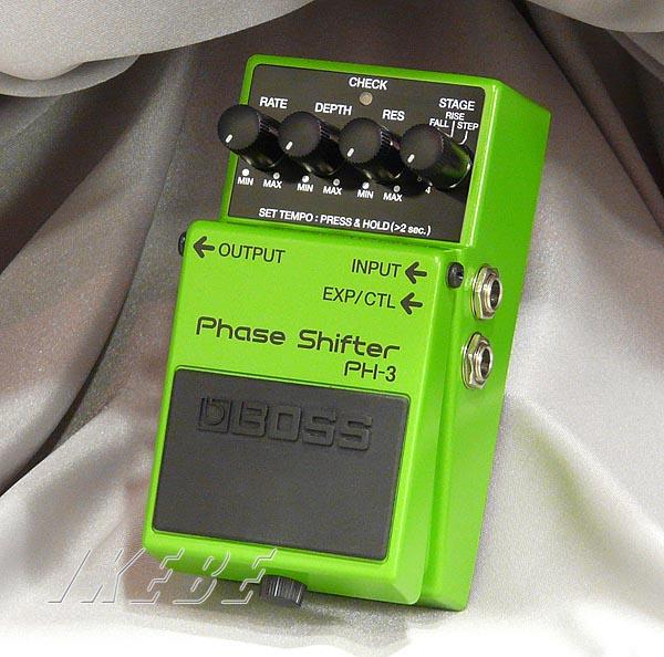 BOSS 《ボス》 PH-3 (Phase Shifter) 【期間限定★送料無料】【oskpu】【もれなく!BOSS ピンバッチプレゼント】