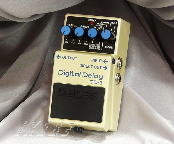 《ボス》 BOSS DD-7 Digital Delay