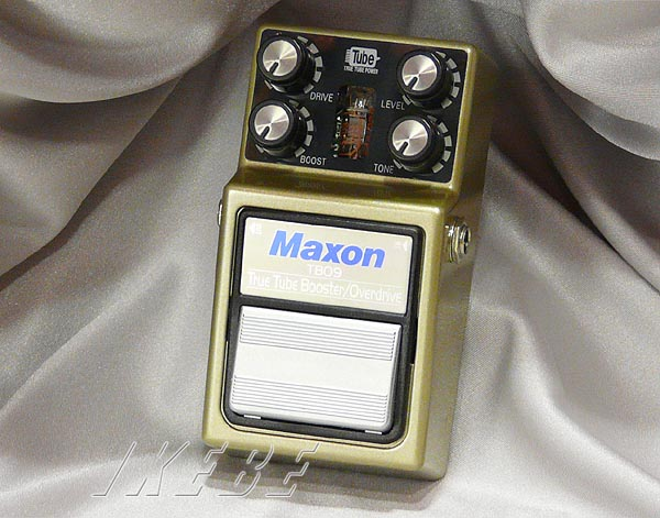 MAXON 《マクソン》 TBO9(True Tube Booster/Overdrive)