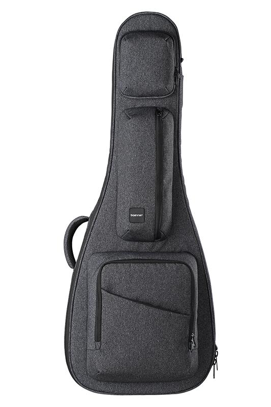 basiner 《ベイシナー》Electirc Guitar Case [エレキギター用セミハードケース] (ACME-EG CG/Charcoal Grey)