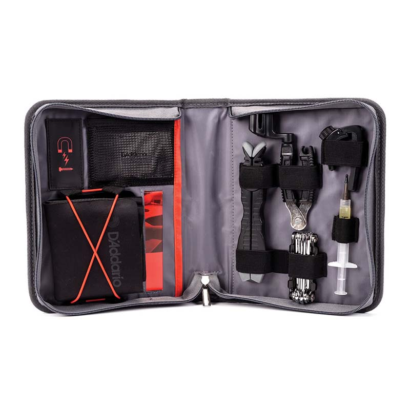 便利なツールパック PLANET WAVES 《プラネットウェーブ》D'Addario Premium Guitar Maintenance Kit [PW-EGMK-01]