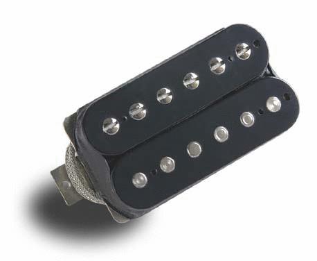 GibsonBurstbucker [TYPE2] (Double Black)