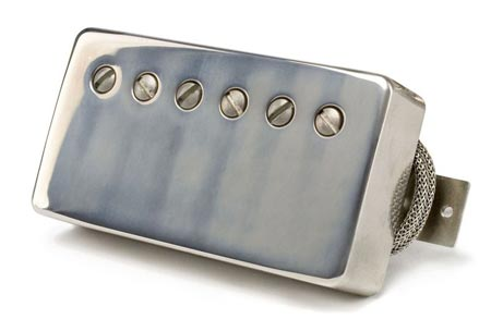 ThroBak Pickups 《スローバック》SLE-101 MXV (Aged Nickel/bridge)