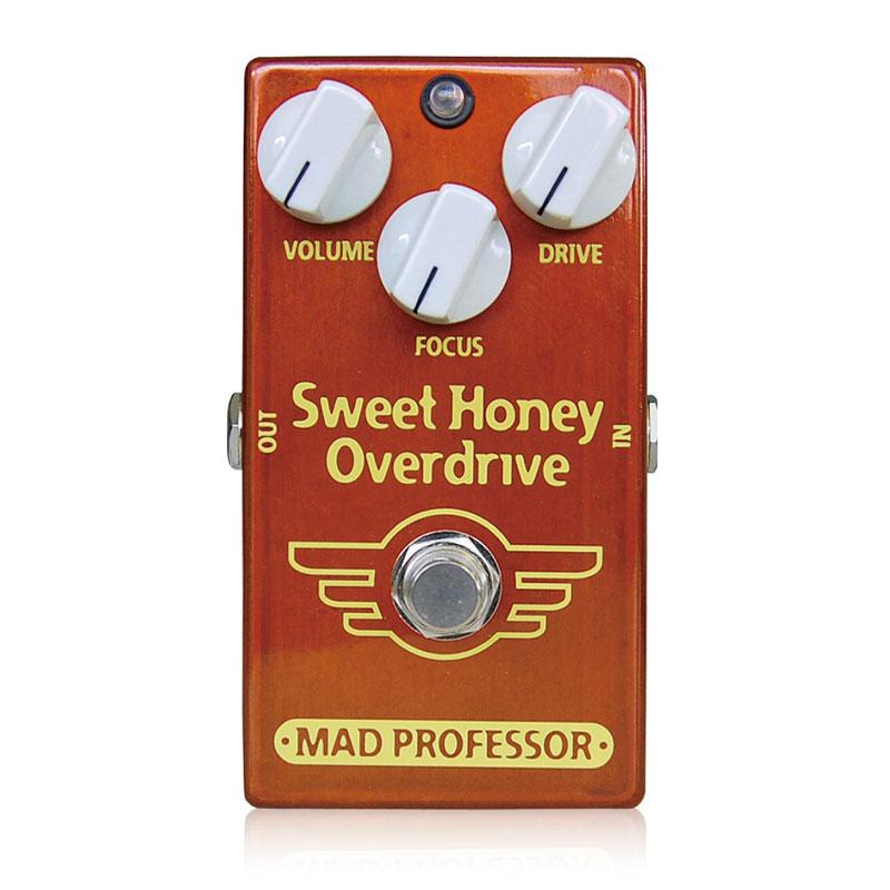 MAD PROFESSOR 《マッド・プロフェッサー》 Sweet Honey Overdrive FAC【あす楽対応】