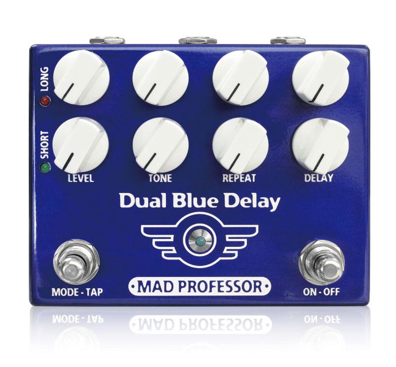 2019人気No.1の MAD PROFESSOR 《マッド Dual・プロフェッサー》 Dual Blue Delay MAD FAC【あす楽対応 Delay】, マルトクショップ:3d4d273e --- canoncity.azurewebsites.net