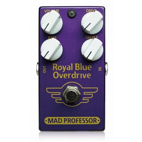 配送員設置 MAD Royal PROFESSOR Overdrive 《マッド・プロフェッサー》 Royal Blue Overdrive FAC MAD【あす楽対応】, サラベツムラ:00fd9324 --- canoncity.azurewebsites.net