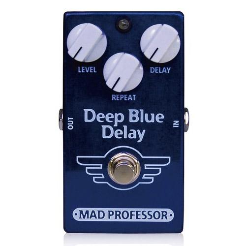 MAD PROFESSOR 《マッド・プロフェッサー》 Deep Blue Delay FAC【あす楽対応】