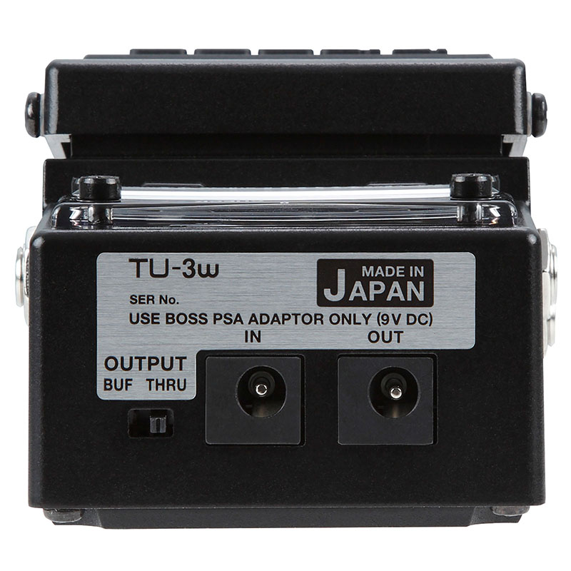 "BOSS 《ボス》 TU-3W(J) ""MADE IN JAPAN"" [Chromatic Tuner 技 Waza Craft Series Special Edition] 【あす楽対応】【oskpu】"