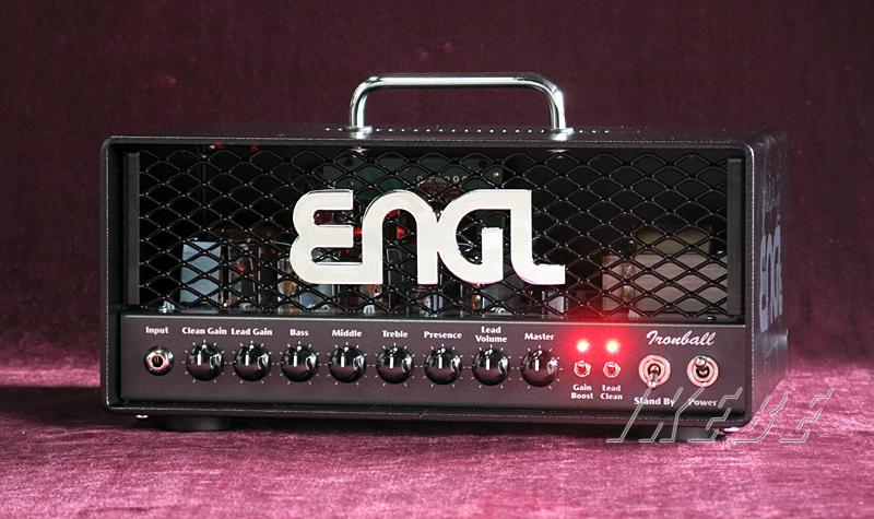 ENGL 《エングル》Ironball [E606]