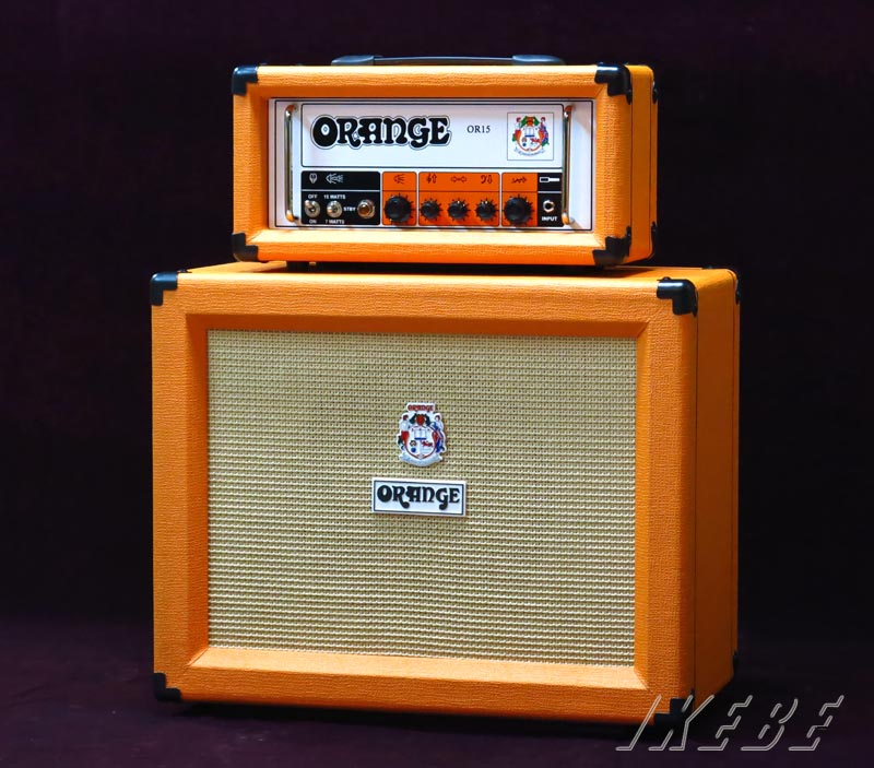 Orange 《オレンジ》 OR15 H & PPC112 Set【Belden 9497ケーブル・プレゼント】【あす楽対応】
