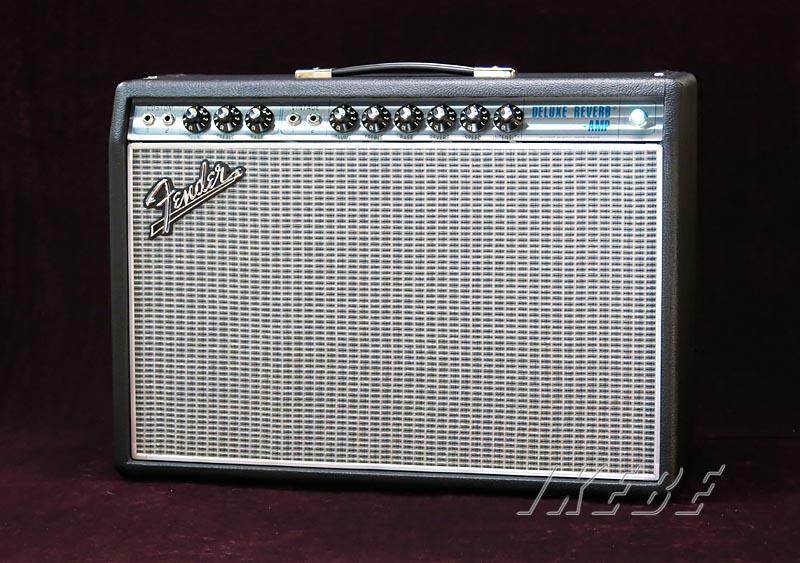 Fender USA《フェンダー》'68 Custom Deluxe Reverb 【oskpu】【あす楽対応】【送料無料!】