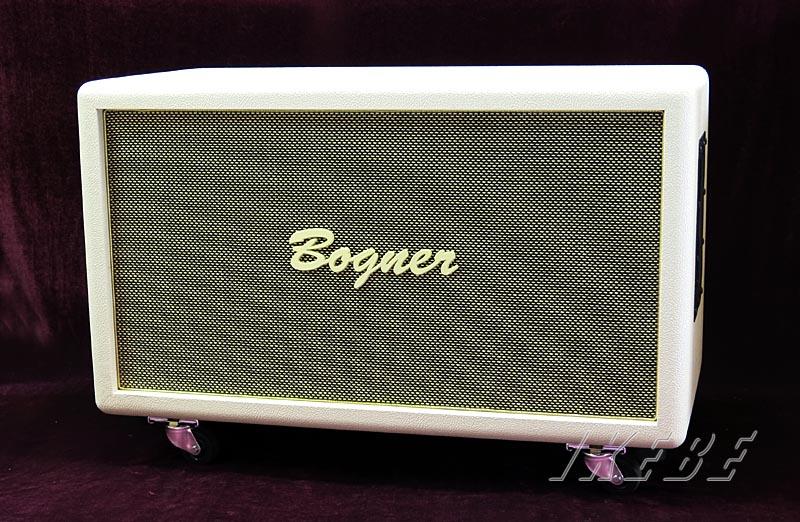 Bogner 《ボグナー》2×12Cabinet Closed Back 8Ω【Ivory/Salt&Pepper】【次回入荷ご予約受付中!】