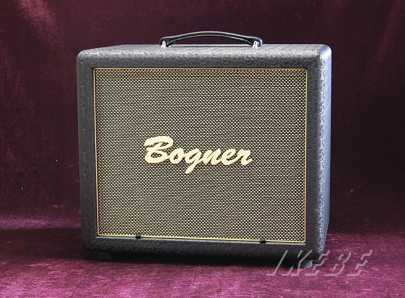 Bogner 《ボグナー》1×12 CUBE Cabinet Closed【Comet/Salt&pepper】【8Ω】 Dual Ported【あす楽対応】【送料無料!】