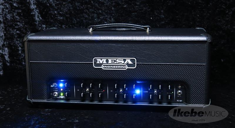 Mesa Boogie 《メサ・ブギー》Triple Crown TC-50 Head