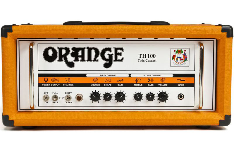 Orange 《オレンジ》TH100 Head 【特価品】 【あす楽対応】