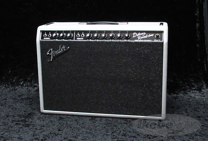 Fender USA 《フェンダー》2020 LIMITED EDITION '65 DELUXE REVERB /SLATE GRAY REDBACK【あす楽対応】