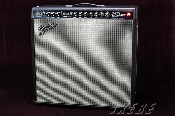 人気絶頂 Fender Fender USA'65 Super Reverb Reverb USA'65【oskpu】, 久慈郡:98794b3e --- canoncity.azurewebsites.net