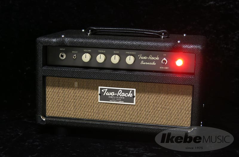 Two-RockBurnside 18 Watt Head