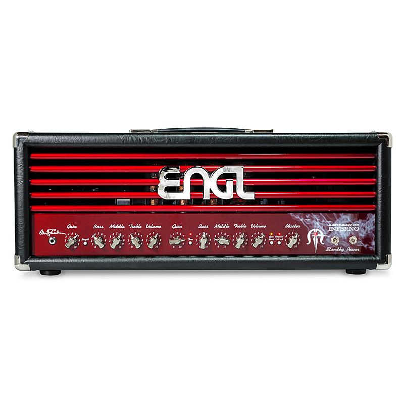 "ENGL 《エングル》 MartyFriedman""INFERNO""Signature (E766)【ENGL正規ディーラー13周年記念キャンペーン特価!】更にNoah'sark Amp Head Carry Caseもプレゼント!"