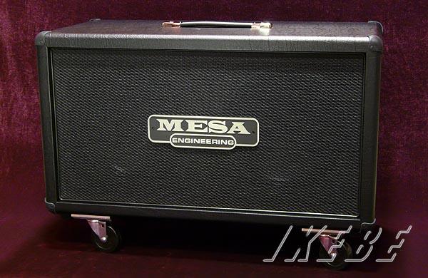 Mesa Boogie 《メサ・ブギー》 2×12 Rectifier Horizontal Guitar Cabinet【サウンドサンプル公開中!】