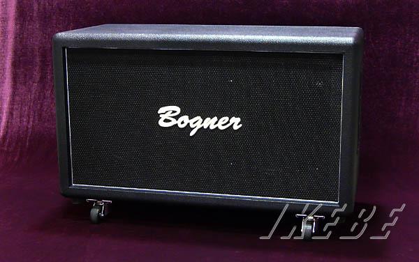 Bogner 《ボグナー》 2×12Cabinet Closed Back 8Ω【Black】【サウンドサンプル公開中!】, フジミマチ 96158696