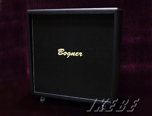 Bogner 《ボグナー》 4x12 Straight Cabinet 16Ω【Black】【サウンドサンプル公開中!】