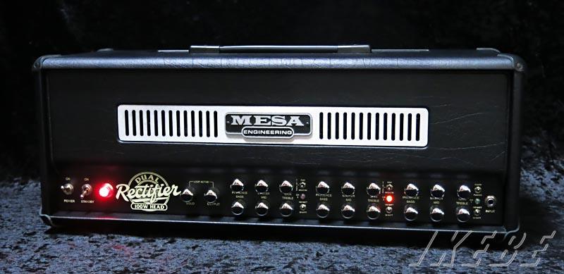 Mesa Boogie 《メサ・ブギー》 Dual Rectifier Solo Head 【Multi-Watt】/BKD 【特価品】