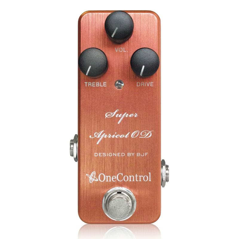 One Control 《ワン・コントロール》 Super Apricot OD
