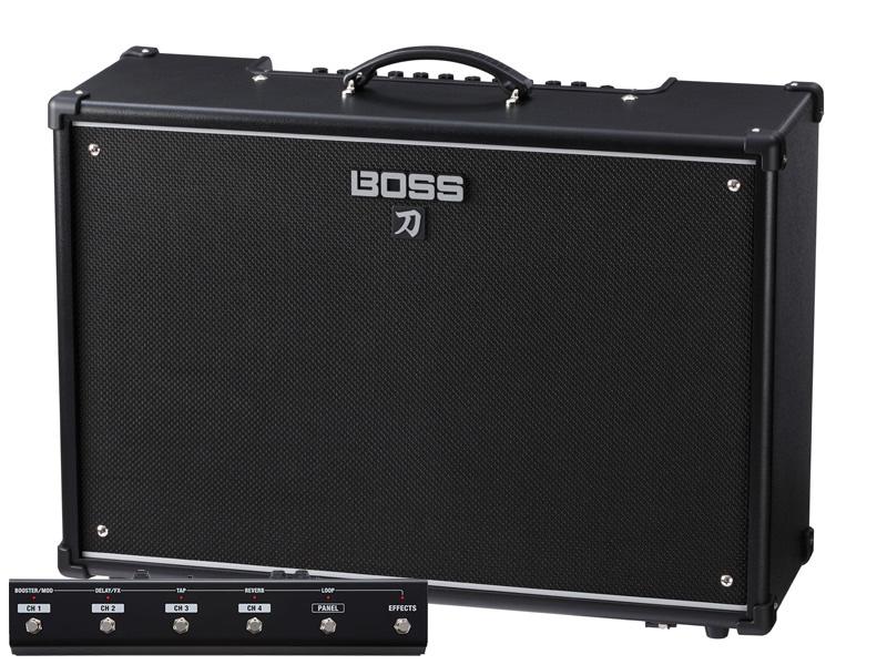 BOSS《ボス》KATANA-100/212 [Guitar Amplifier] 【フットコントローラーGA-FCお買い得セット】