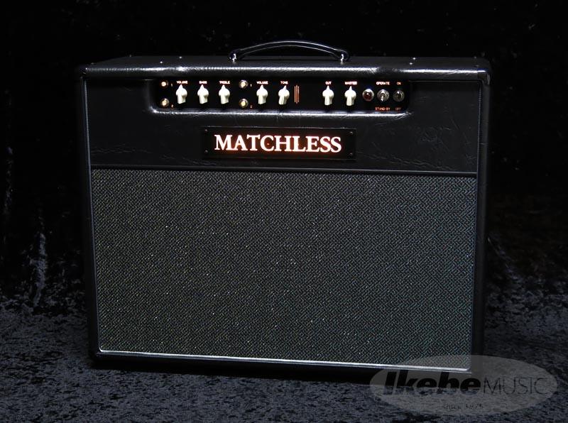 MATCHLESSDC-30【Black】【あす楽対応】