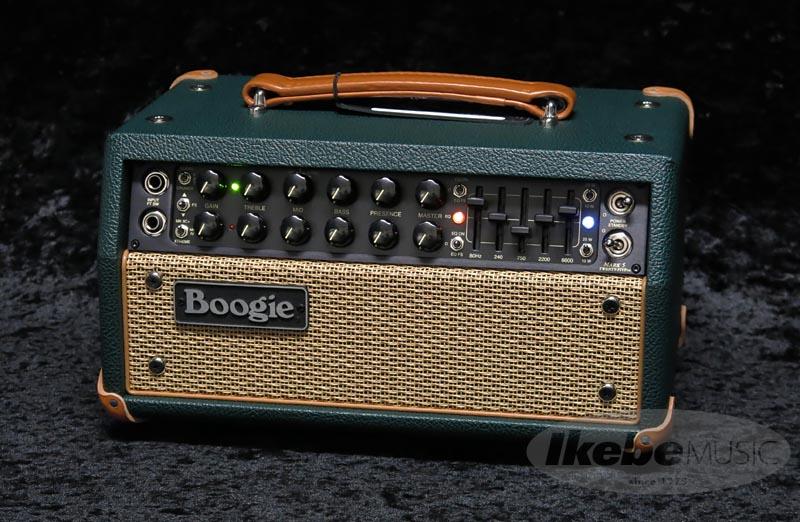 Mesa Boogie 《メサ・ブギー》MARK-V TWENTY-FIVE [Emerald Bronco] 【最終旧価格分入荷!お早めに!!】 【MESA/BOOGIEプロショップ・スペシャルオーダー】 ☆今なら純正EL-84管/1セットプレゼント!【あす楽対応】