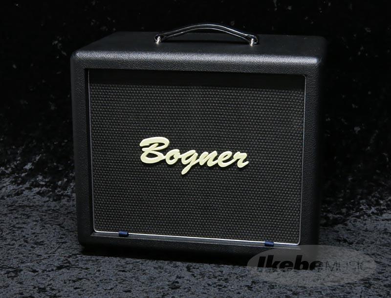 Bogner1×12 CUBE Cabinet Closed Back Dual Ported 8Ω【Black/Black】【あす楽対応】