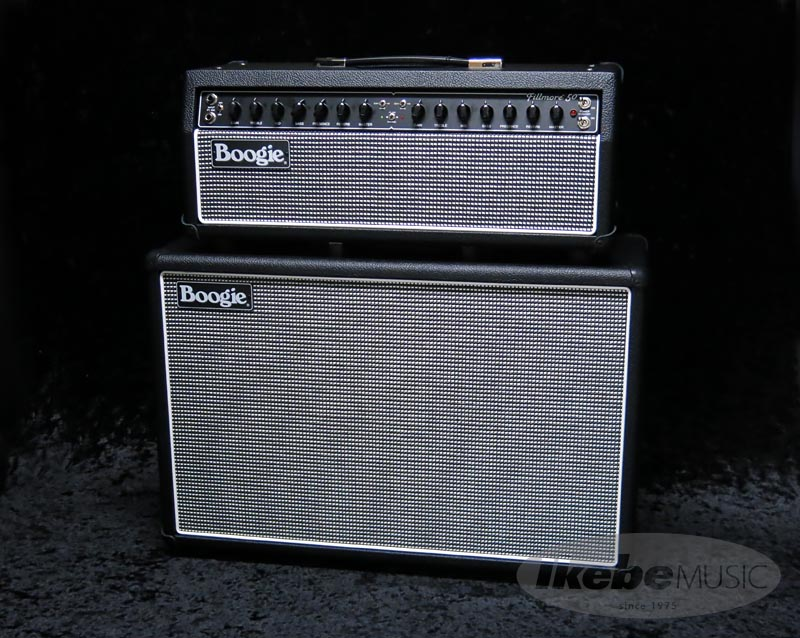 Mesa Boogie 《メサ・ブギー》Fillmore 50 Head + 2x12 Fillmore Cabinet Set 【スピーカーケーブルプレゼント】【あす楽対応】