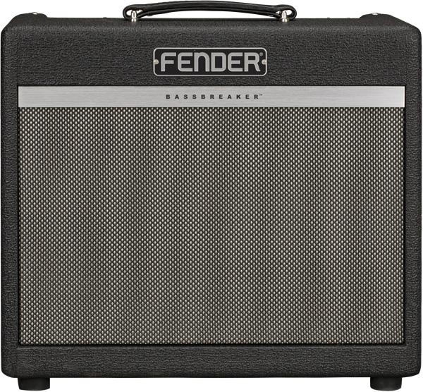 Fender USA 《フェンダー》Bassbreaker15 Combo [2018FSR Midnight Oil] 【特価】 【あす楽対応】