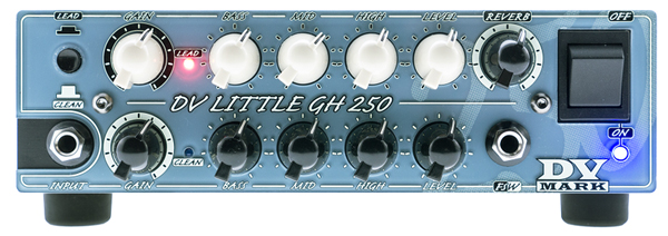 DV MARK 《DVマーク》DV LITTLE GH 250 - Greg Howe signature[DVM-L250/GH]【あす楽対応】, Living days 640ad6d0