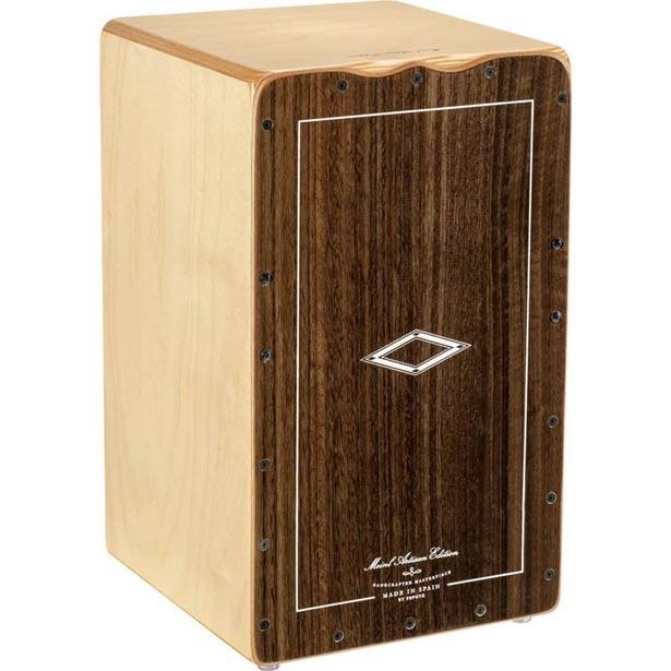 MEINLカホン MEINL 数量限定アウトレット最安価格 《マイネル》 AETLBE Artisan Edition Cajon Tango - Brown Eucalyptus Line マーケティング