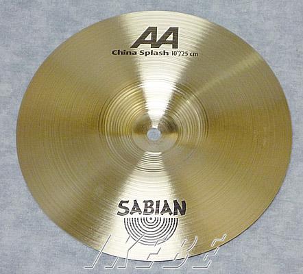 SABIAN 《セイビアン》 AA-10CSP [AA China Splash 10