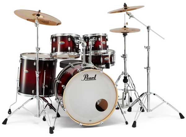 "Pearl 《パール》 DMP925S/C-DXR [Decade Maple Standard / with SABIAN""XSR""Cymbal]   【お取り寄せ品】"