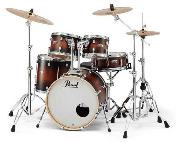 "Pearl 《パール》 DMP905S/C-DBX [Decade Maple Compact / with SABIAN""B8X""Cymbal]  【2色からセレクト可能!】 【お取り寄せ品】"