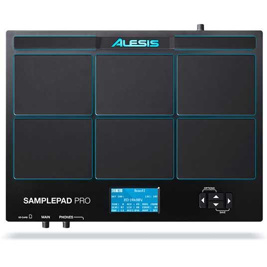 ALESIS《アレシス》 SamplePad Pro [8-Pad Percussion and Sample-Triggering Instrument]