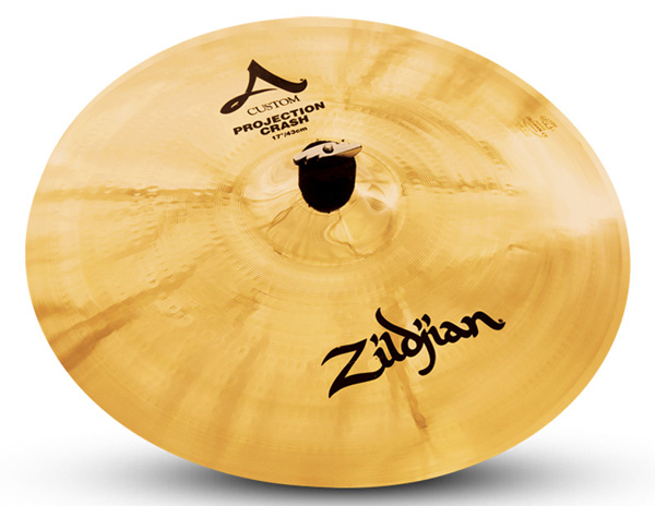 Zildjian/A.Custom 《ジルジャン》 Projection Crash 17