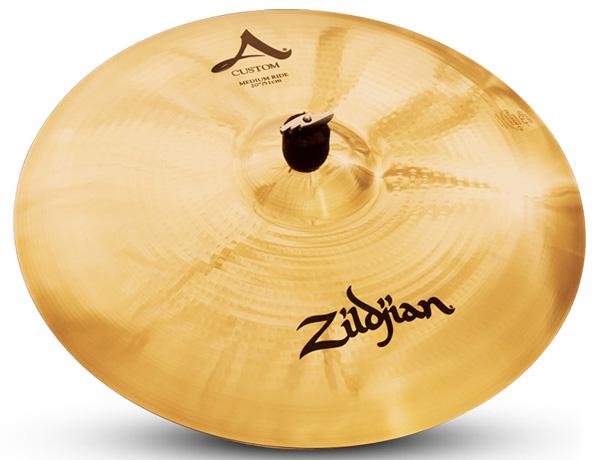 Zildjian/A.Custom 《ジルジャン》 Medium Ride 20